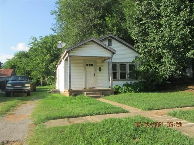 125 W Gros Ventre Street, Purcell, OK 73080 (MLS #968175) :: Meraki Real Estate
