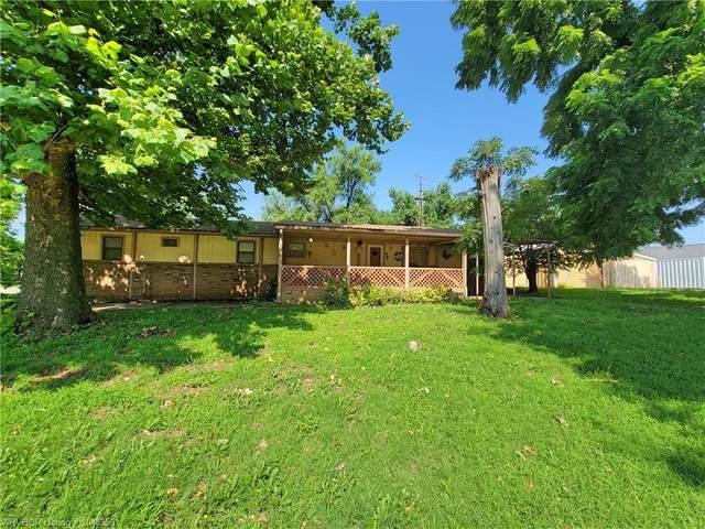 101 N Taylor Street, Dover, OK 73734 (MLS #968178) :: Maven Real Estate
