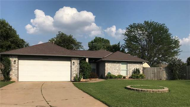 12400 N Covey Creek Drive, Oklahoma City, OK 73142 (MLS #968193) :: Homestead & Co
