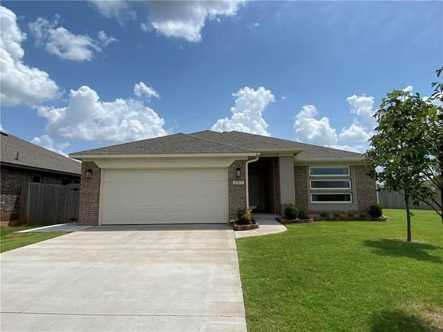 2917 Butterfly Way, Norman, OK 73069 (MLS #968194) :: Homestead & Co