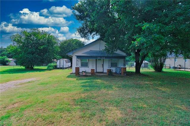 505 Fir Avenue, Wellston, OK 74881 (MLS #968200) :: Sold by Shanna- 525 Realty Group