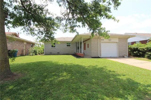 6216 SE 11th Street, Midwest City, OK 73110 (MLS #968201) :: Meraki Real Estate
