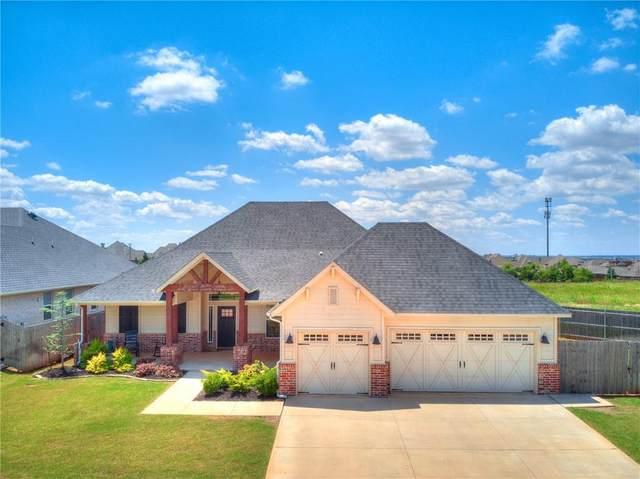 18125 Autumn Grove Drive, Edmond, OK 73012 (MLS #968204) :: Homestead & Co
