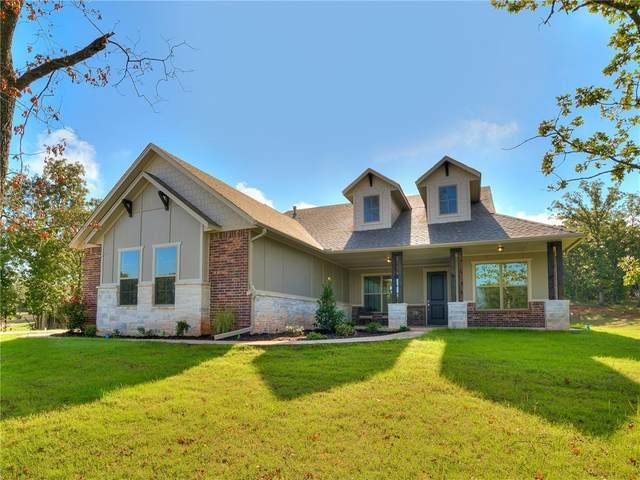 5728 Asheville Way, Choctaw, OK 73020 (MLS #968205) :: Meraki Real Estate