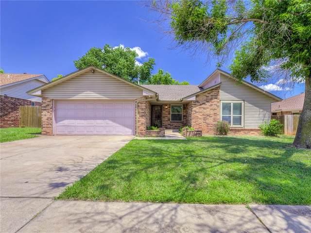 1409 SE 1st Street, Moore, OK 73160 (MLS #968213) :: Meraki Real Estate