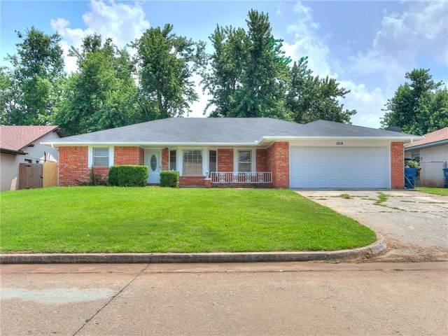 1018 W Dorchester Way, Mustang, OK 73064 (MLS #968215) :: Meraki Real Estate