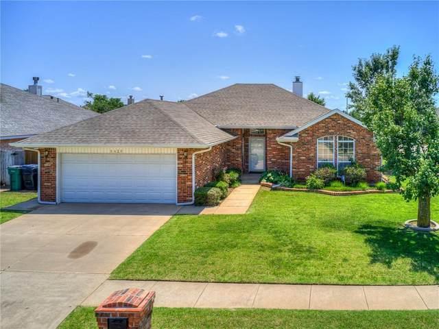8428 NW 77th Street, Oklahoma City, OK 73132 (MLS #968221) :: Meraki Real Estate