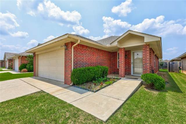 12629 Heritage Oaks Drive, Oklahoma City, OK 73120 (MLS #968227) :: Homestead & Co