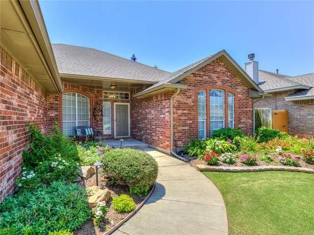 8324 NW 75th Street, Oklahoma City, OK 73132 (MLS #968229) :: Meraki Real Estate