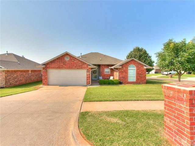 1500 SE 14th Street, Moore, OK 73160 (MLS #968234) :: Meraki Real Estate