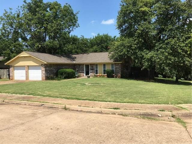 221 N Woodside Drive, Norman, OK 73071 (MLS #968236) :: Meraki Real Estate