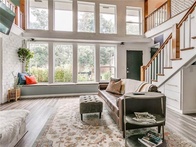 6616 NW 29 Terrace, Bethany, OK 73008 (MLS #968237) :: Homestead & Co