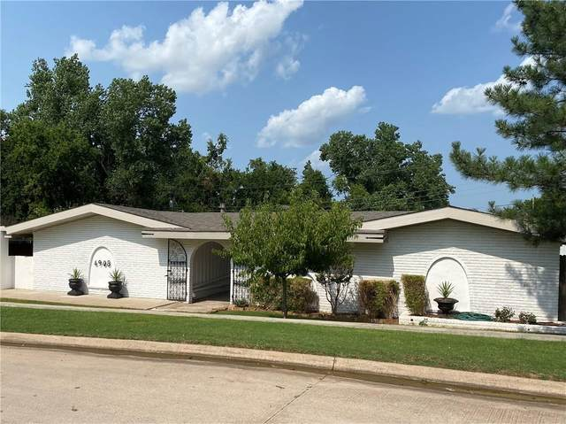 4908 Larissa Lane, Oklahoma City, OK 73112 (MLS #968241) :: Homestead & Co