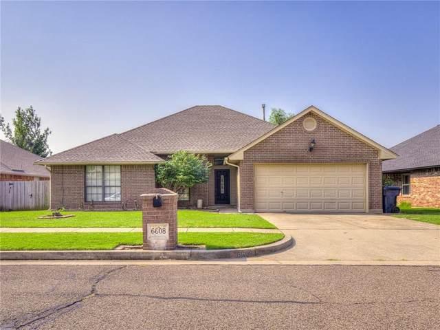 6608 NW 134th Street, Oklahoma City, OK 73142 (MLS #968245) :: Homestead & Co
