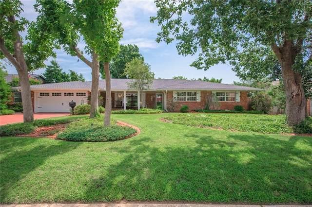 5704 N Billen Avenue, Oklahoma City, OK 73112 (MLS #968248) :: Sold by Shanna- 525 Realty Group