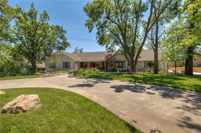 2530 NW Grand Boulevard, Oklahoma City, OK 73116 (MLS #968253) :: Homestead & Co