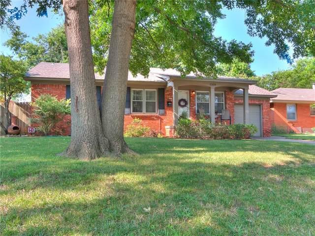 2320 NW 54th Street, Oklahoma City, OK 73112 (MLS #968267) :: Homestead & Co