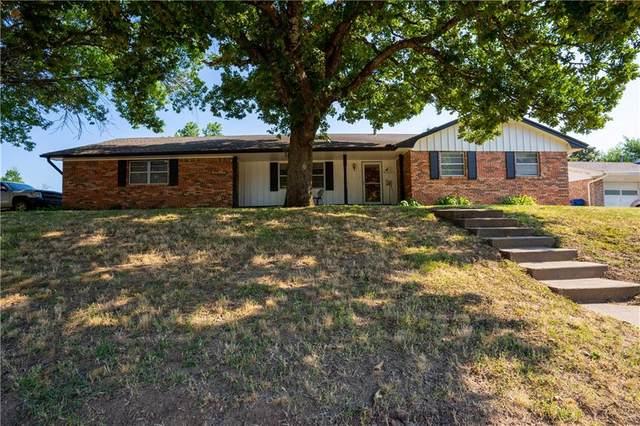 1816 Oakridge Drive, Seminole, OK 74868 (MLS #968268) :: ClearPoint Realty