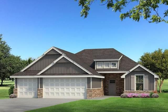 713 Suttles Way, Yukon, OK 73099 (MLS #968284) :: Meraki Real Estate