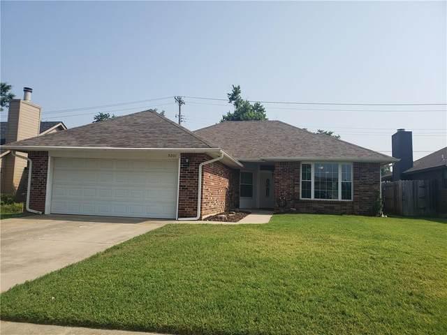 9201 Apple Drive, Midwest City, OK 73130 (MLS #968288) :: Meraki Real Estate