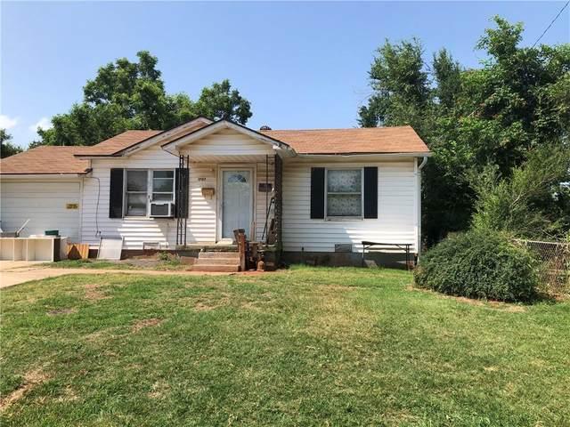 1707 SE 62nd Street, Oklahoma City, OK 73149 (MLS #968308) :: ClearPoint Realty