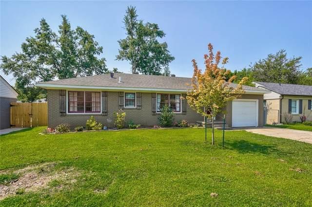 1026 Idaho Street, Norman, OK 73071 (MLS #968312) :: Meraki Real Estate