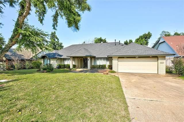 801 Timber Ridge Road, Midwest City, OK 73130 (MLS #968316) :: Meraki Real Estate