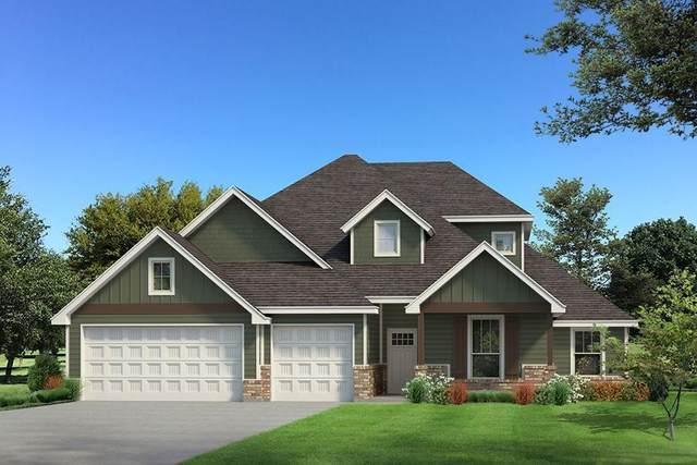 813 Suttles Way, Yukon, OK 73099 (MLS #968327) :: Meraki Real Estate
