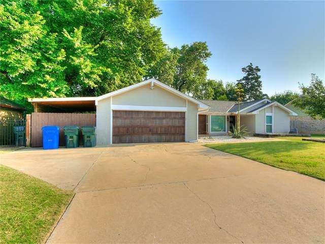 1119 Mockingbird Lane, Norman, OK 73071 (MLS #968333) :: Meraki Real Estate