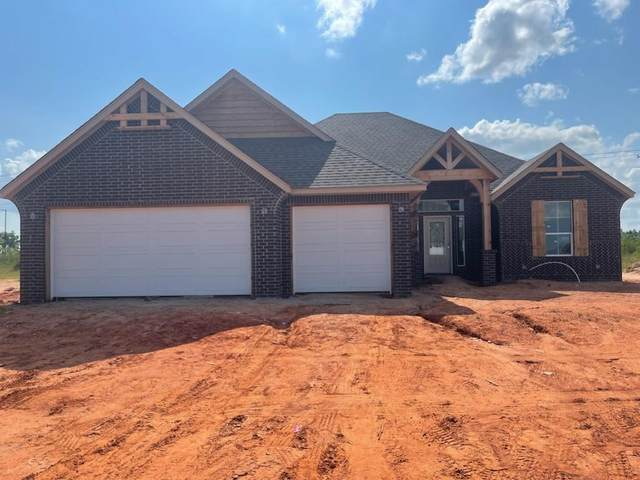4705 Olivera Street, Mustang, OK 73064 (MLS #968348) :: Meraki Real Estate