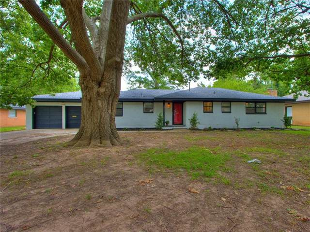 143 N Westchester Avenue, Norman, OK 73069 (MLS #968355) :: Homestead & Co