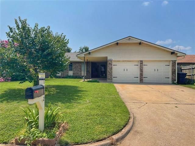 1032 SW 99th Street, Oklahoma City, OK 73139 (MLS #968360) :: Meraki Real Estate