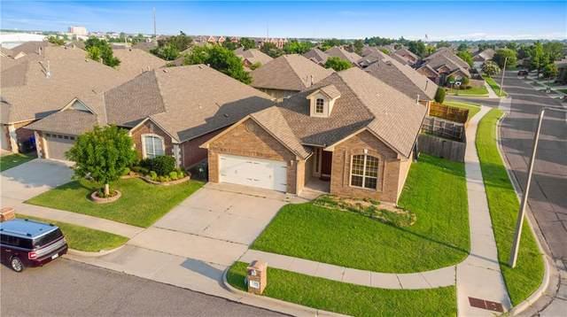 3612 Jubilee Street, Norman, OK 73072 (MLS #968361) :: Homestead & Co