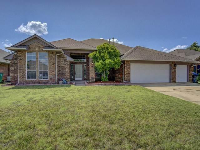 16101 Himalaya Ridge, Edmond, OK 73013 (MLS #968367) :: Meraki Real Estate