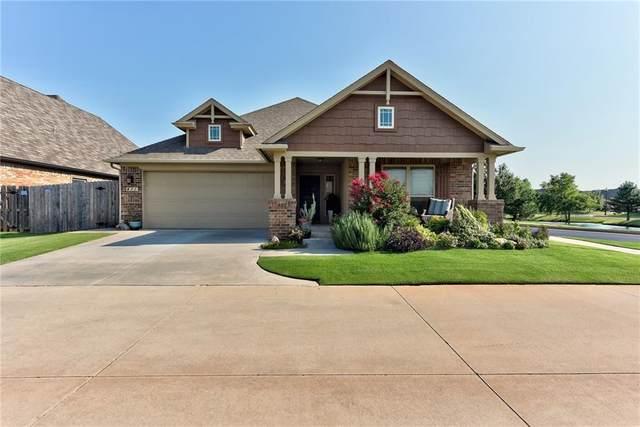 421 Christian Lane, Yukon, OK 73099 (MLS #968370) :: Meraki Real Estate