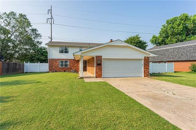 2634 Beaurue Drive, Norman, OK 73069 (MLS #968371) :: Meraki Real Estate