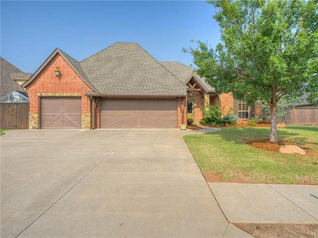 13105 Rustic Ridge Avenue, Oklahoma City, OK 73142 (MLS #968372) :: Meraki Real Estate