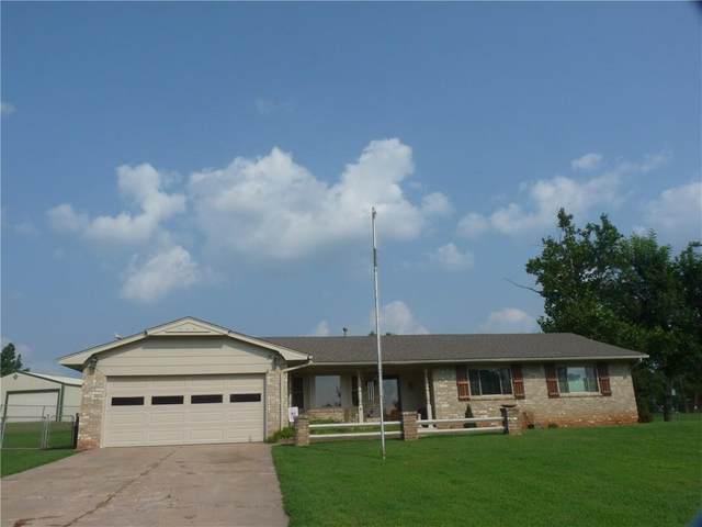 634 S Aqua Clear Drive, Mustang, OK 73064 (MLS #968376) :: Meraki Real Estate