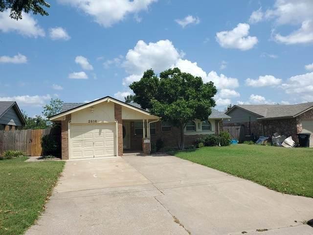 2816 Larkspur Road, Moore, OK 73160 (MLS #968381) :: Homestead & Co
