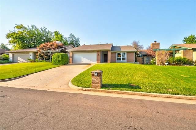 6612 Bayberry Drive, Oklahoma City, OK 73162 (MLS #968382) :: Meraki Real Estate