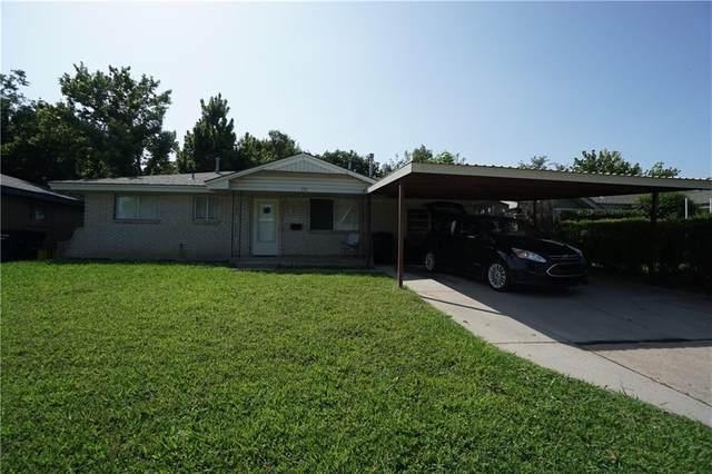 735 N Butler Street, Moore, OK 73160 (MLS #968385) :: Homestead & Co