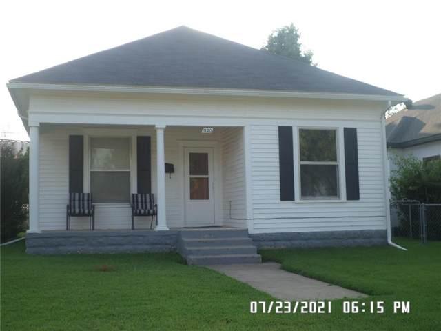 1120 S Macomb Avenue, El Reno, OK 73036 (MLS #968391) :: Meraki Real Estate