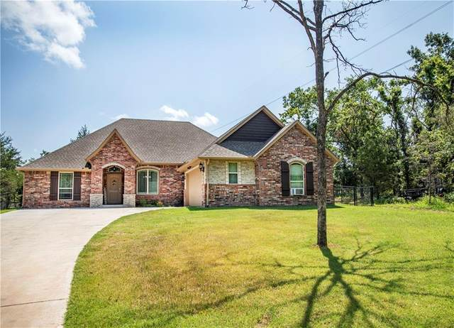 8275 144th Ave Ne, Newalla, OK 74857 (MLS #968394) :: Meraki Real Estate