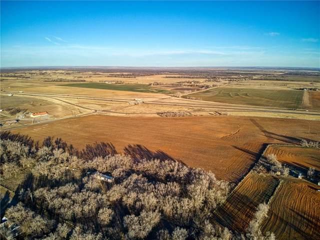 N 1675 Road, Texola, OK 73645 (MLS #968395) :: Meraki Real Estate