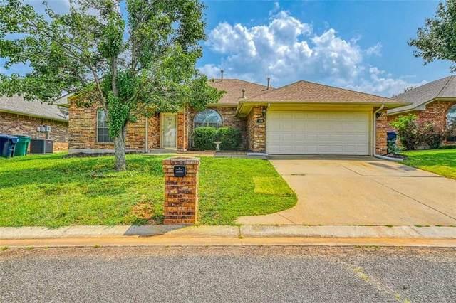 4820 SE 88th Terrace, Oklahoma City, OK 73135 (MLS #968401) :: ClearPoint Realty