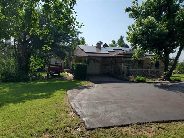 3476 S Indian Meridian Road, Choctaw, OK 73020 (MLS #968407) :: Erhardt Group