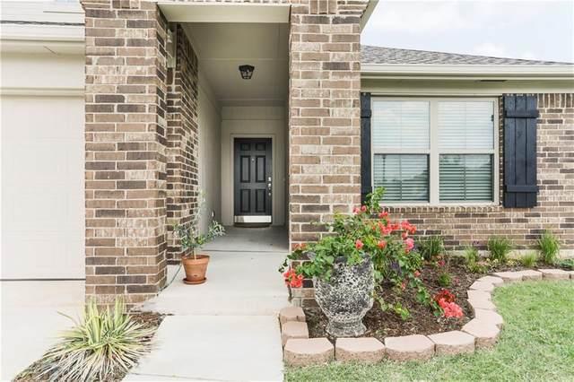 701 Barbaroot Drive, Norman, OK 73069 (MLS #968410) :: Homestead & Co