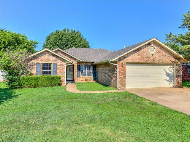 1723 Anthony Avenue, Purcell, OK 73080 (MLS #968425) :: Homestead & Co