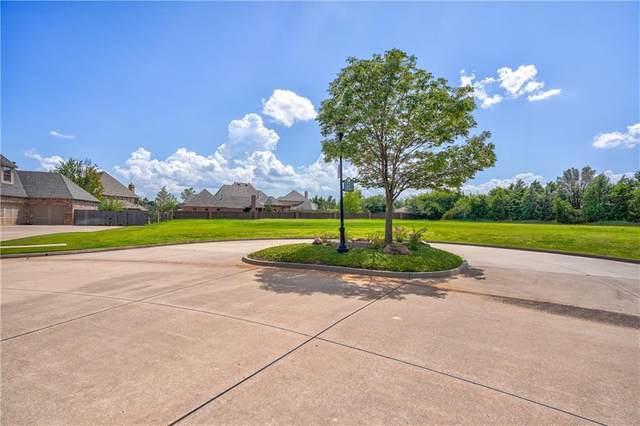 15601 White Magnolia Lane, Edmond, OK 73013 (MLS #968486) :: Meraki Real Estate