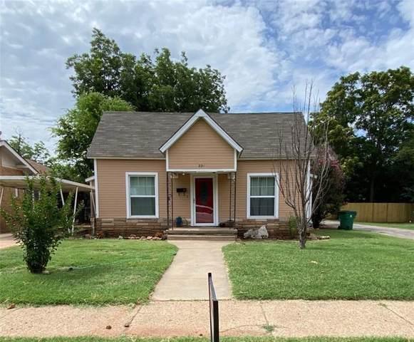 336 W Pierce Street, Mangum, OK 73554 (MLS #968502) :: Keller Williams Realty Elite